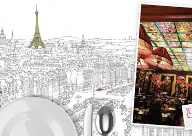ფრანგული რესტორანი პარიზში: Le Grand Café Capucines