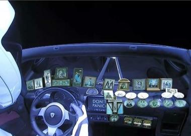 საუკეთესო გამოხმაურებები Space X-ის რაკეტის გაშვებაზე