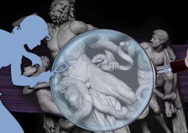 რატომ აქვთ ბერძნულ სკულპტურებს პატარა ფალოსები