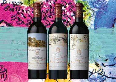 პიკასოს, მიროს და შაგალის მიერ შექმნილი ღვინის ეტიკეტები