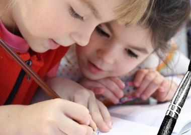 განათლების სამინისტრო ფულის ხატვისა და სხვა კონკურსებში