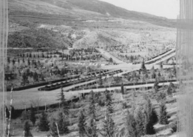 """""""ვაკის პარკში"""" დახვრეტილი ქართველი მებრძოლები - 1923 წლის 20 მაისი"""