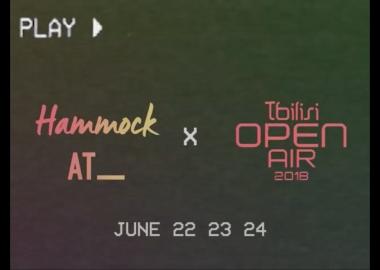 Hammock x Tbilisi Open Air 2018