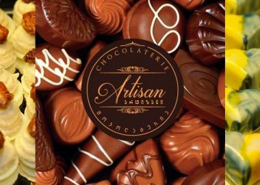 ხელნაკეთი შოკოლადის ცდუნება