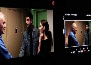 მსახიობი ირაკლი კვირიკაძე ენტონი ჰოპკინსთან ერთად ახალ ფილმში ითამაშებს