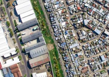 არქიტექტურაში ასახული სოციალური უთანასწორობა - ფოტოპროექტი