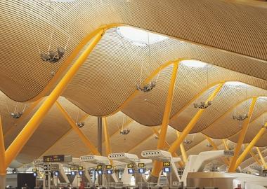 მსოფლიოს ულამაზესი აეროპორტების ტერმინალები