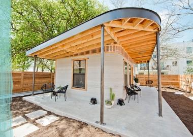 საცხოვრებელ სახლებს ტეხასური კომპანია პრინტერით აშენებს