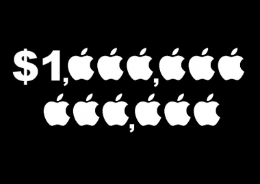 Apple დღეიდან მსოფლიოში პირველი ტრილიონ დოლარიანი კომპანიაა