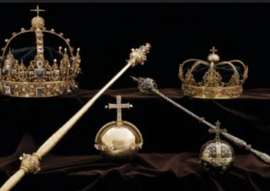 შვედეთის სამეფო გვირგვინები ქურდებმა კატერით გაიტაცეს