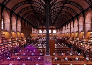 მსოფლიოს ულამაზესი ბიბლიოთეკები