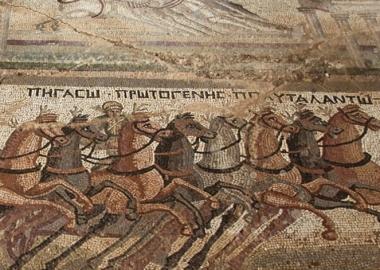 კვიპროსის ერთ-ერთ სოფელში 26-მეტრიანი რომაული მოზაიკა აღმოაჩინეს