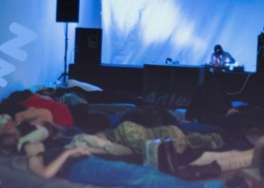 ტრენდი: ძილის რეივები ბერლინის ანდერგრაუნდში