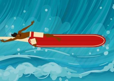 სერფინგი: ზღვაზე გამარჯვების ხელოვნება