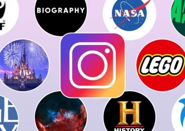 ბავშვებისთვის რეკომენდებული გვერდები Instagram-ზე