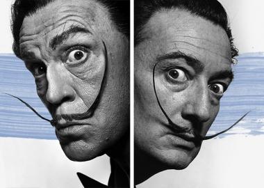 ჯონ მალკოვიჩის გარდასახვები სანდრო მილერის ფოტორეპლიკებში