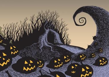 Halloween-ის ტოპ 10 ფილმი