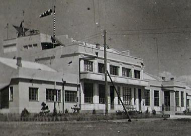 თბილისის აეროპორტი 1938 წელს - უნიკალური ფოტოები