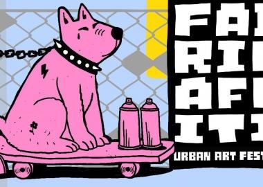 Fabrikaffiti Urban Art Festival 2018 იწყება!