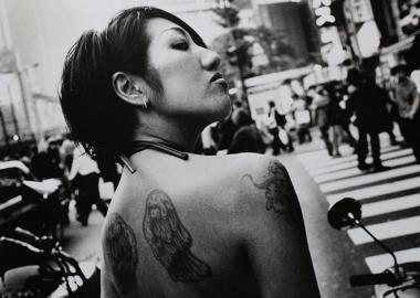 ქალაქი იაპონურად: დაიდო მორიამას ფოტოგრაფია