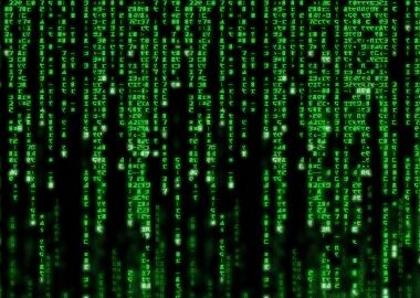 The Matrix-ის ფსიქოდელიური მწვანე კოდი უბრალოდ სუშის რეცეპტებია