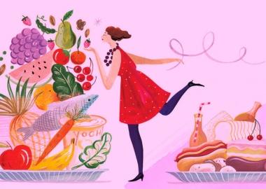 დიეტების გარეშე წონაში დაკლების სტრატეგიები