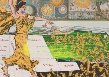 კორნელის ბიბლიოთეკის რუკები: პროპაგანდის ისტორიული არქივი