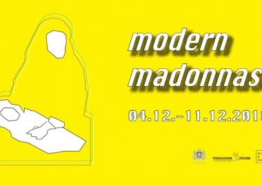 ახალი გამოფენა Modern Madonnas - როგორ გვესმის თანამედროვე ხელოვნება დღეს