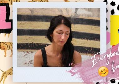 ინტერვიუ გამოსახულებებით მაია სუმბაძესთან