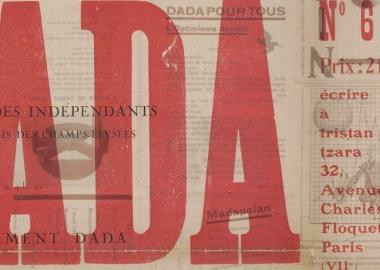 ლეგენდარული არტ-მოძრაობა DADA-ს 36 გაციფრებული ჟურნალი