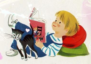 რა ხდება როცა ბავშვს შინაურ ცხოველთან ერთად ვზრდით