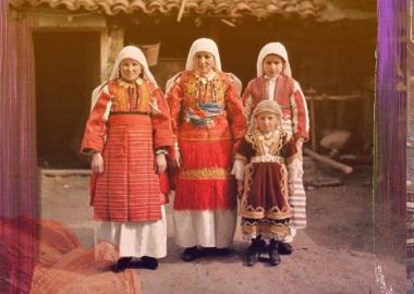 როგორი იყო მსოფლიო 100 წლის წინ - იშვიათი ფერადი ფოტოები