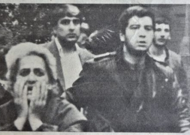 ქართული საბჭოთა პრესა, ხალხი და ინტელიგენცია 9 აპრილის ტრაგედიის დღეებში - არქივი