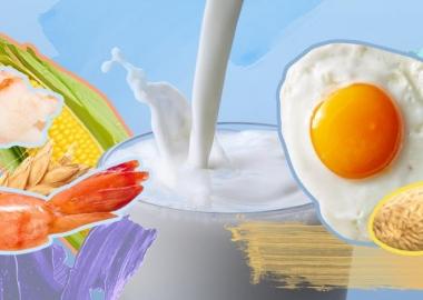 ალერგიის გამომწვევი 8 გავრცელებული საკვები და მისი საწინააღმდეგო დიეტა