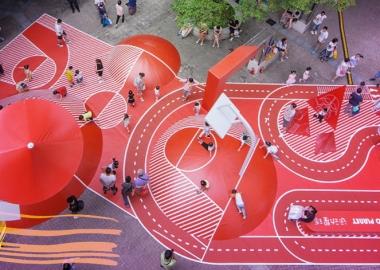 მსოფლიოს ქალაქების საუკეთესო ახალი პარკები და ლანდშაფტის დიზაინი