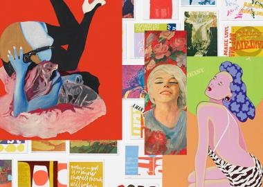 ქალები Pop-Art-ის გარიჟრაჟზე