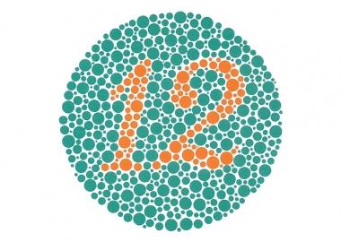 """შეამოწმეთ, ხართ თუ არა დალტონიკი - იშიჰარას ტესტი """"ფერების სიბრმავეზე"""""""