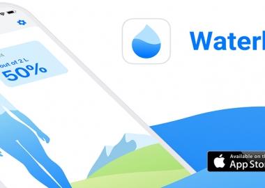 აკონტროლე წყლის ბალანსი აპლიკაცია Water Balance-ის დახმარებით