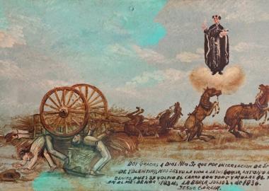 მექსიკური სათხოვარი ღმერთებთან - ex-voto-ს ხელოვნება წარმართობიდან დღემდე