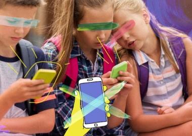 სმარტფონების აკრძალვის შემდეგ სკოლაში ნიშნები საგრძნობლად გაუმჯობესდა