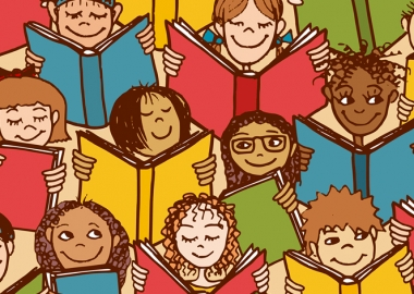 წიგნები, რომლებიც ბავშვებს კითხვის პროცესს გაუმარტივებს