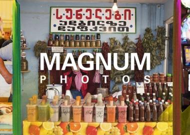 Magnum-ის ფოტოგრაფები და საქართველო - ფოტოარქივი