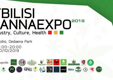 თბილისში, დედაენის ბაღში Tbilisi CannaExpo 2019 მიმდინარეობს