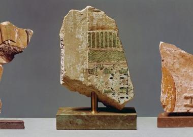 ძველი ეგვიპტელების მიერ მხატვრობაში გამოყენებულ ყვითელ პიგმენტს ვერმეერიც იყენებდა