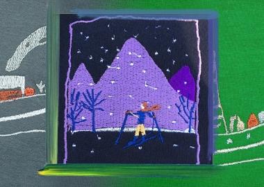 """""""თუთუ კოსმონავტი"""" - ცნობილი ქართველი ხელოვანის, თუთუ კილაძის ნამუშევრებით შექმნილი ახალი ბრენდი"""