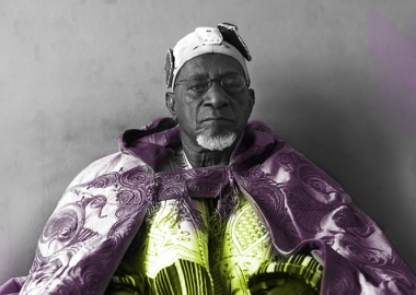 """ფოტოწიგნში """"აფრიკის ბოლო მონარქები"""" კონტინენტის ასობით ბელადის ფოტოა დაბეჭდილი"""