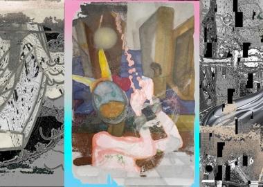 ქართველი არტისტის, Tamara K.E-ის გამოფენა დიუსელდორფის Beck & Eggeling Gallery-ში