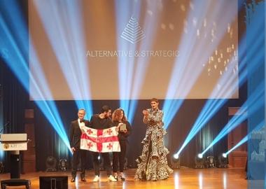 კომპანია Windfor's-მა საერთაშორისო ფესტივალის,  Epica Awards-ის ფინალში მთავარი ჯილდო მიიღო