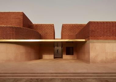 ლეგენდარული ფრანგი მოდის დიზაინერის, Yves Saint Laurent-ის მუზეუმი