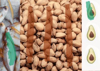 10 სუპერჯანსაღი ცხიმიანი  საკვები